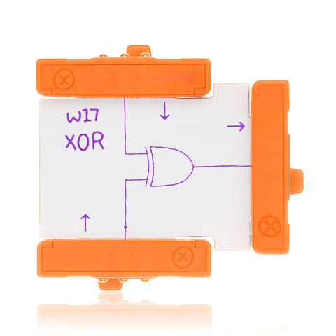 LittleBits Wire Bits - XOR