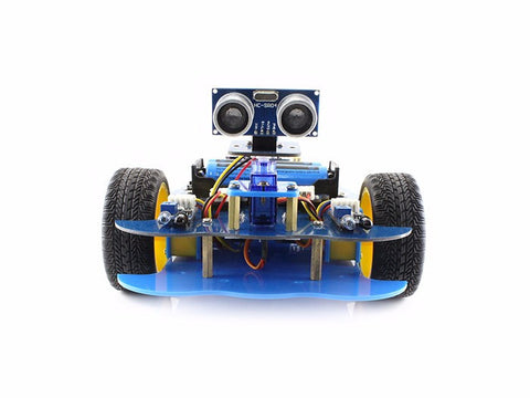 AlphaBot, Basic robot building kit for Arduino - Buy - Pakronics- Melbourne Sydney Queensland Perth  Australia - Educational kit - coding - robotics
