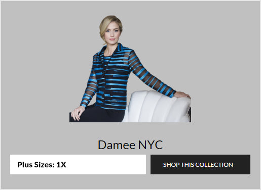 DameeNYC Plus Sizes