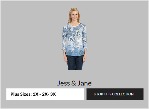 Jess and Jane Plus Sizes