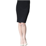 Clara Sunwoo Pencil Skirt in Black - 22SK-BLK
