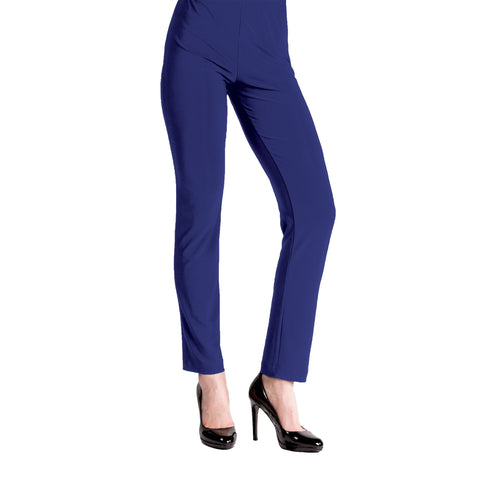 Clara Sunwoo Straight Leg Pant in Cobalt - 3PT- COB - Size XS Only