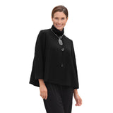 IC Collection Jacket in Black - 5249J-BLK