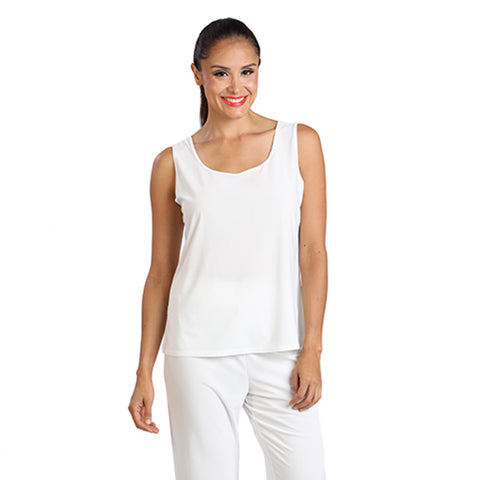 IC Collection Tank & Pant Set in Ivory - 6394TP-IVO