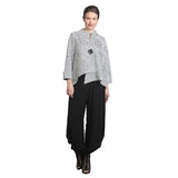 IC Collection Pull On Harem Pants in Black - 6753P