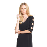 Clara Sunwoo Ladder Sleeve Dress - DR512