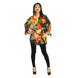 Dilemma Franz Marc Inspired Big Shirt - FRBS-219-FRAN