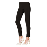 Clara Sunwoo Soft Knit Pull On Leggings - LGPT-BLK