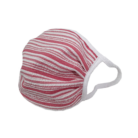 Moonlight by Y&S Mask - Red & White Striped