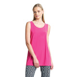 "Clara Sunwoo Long ""Extender"" Tank Top in Pink - TKL-PK"