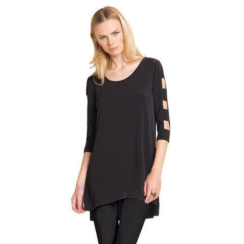 242ebb0f7a9d77 Clara Sunwoo Ladder Sleeve Tunic - Featured on Today Show! ♥ TU2011