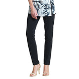 Clara Sunwoo Medium Knit Straight Leg Pocket Pant in Black - 3PTH