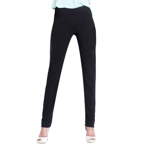 Slimsation Narrow Pant in Black - M2604P-BLK
