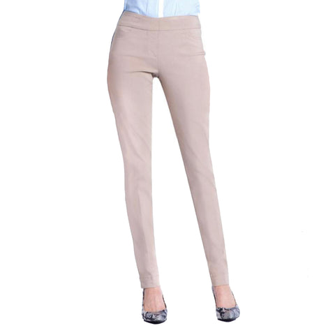 Slimsation Narrow Pant in Stone - M2604P-STN