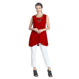 IC Collection Extender Length Tank in Red - 6822T-RD