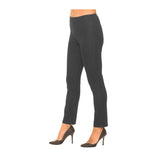 "Lior Paris ""Sage"" Tapered Pant w/Back Pockets ♥ Black Denim - SAGE-BKD"