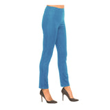 "Lior Paris ""Sage"" Tapered Pant w/Back Pockets ♥ Vintage Blue Denim - SAGE-VINT"