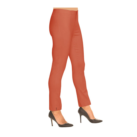 "Lior Paris ""Sasha"" 28"" Straight Leg Pant in Rustica"