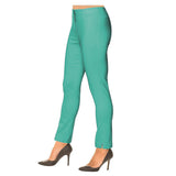 "Lior Paris ""Sasha"" Straight Leg Pull-On Pant in Seafoam - SASH-SEA"