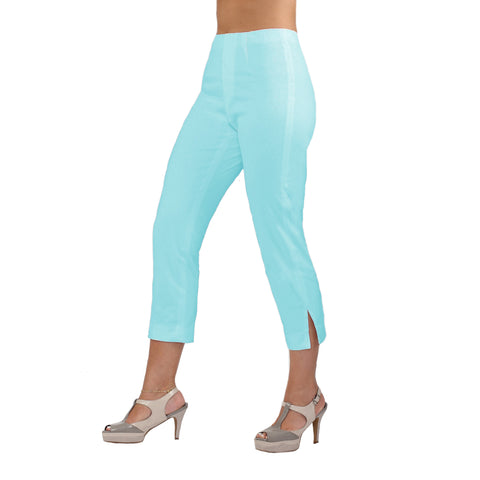 The Sidney Spa Blue Denim Capri