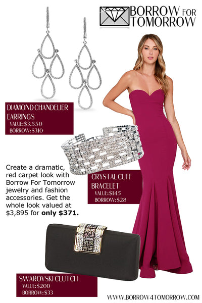 Rent Jewelry for Red Carpet