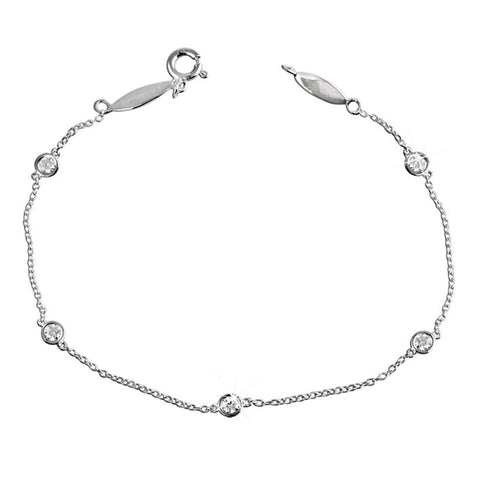 Delighted with Diamonds Bracelet