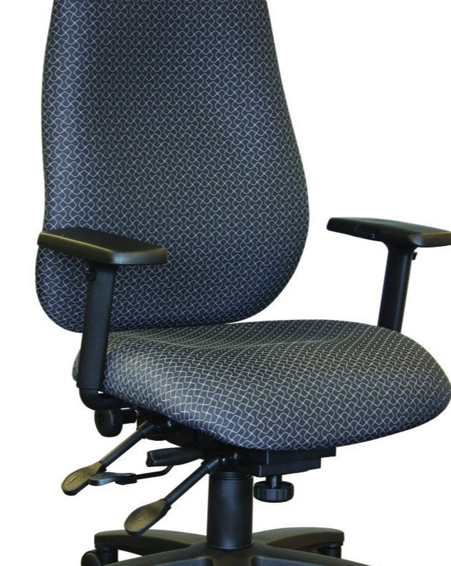 Horizon 660 Mid Back Multi-Tilt Chair