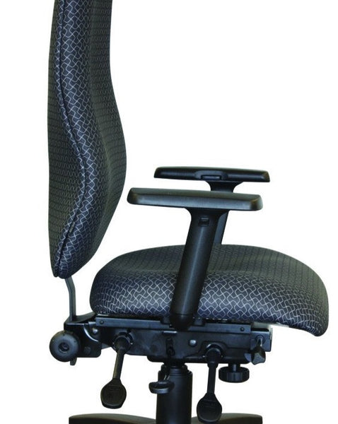 Horizon 670 High Back Multi-Tilt Chair