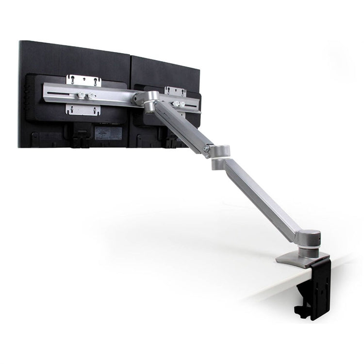 Xtend Dual Radial Monitor Arm With Crossbar