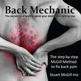Back Mechanic- The Secrets to a Healthy Spine Your Doctor Isn't Telling You