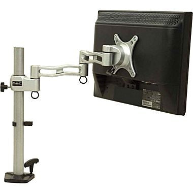 DAC Height Adjustable Articulating Single Monitor Arm