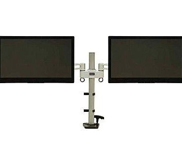DAC Height Adjustable Articulating Dual Monitor Arm