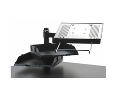 Horizon Laptop Stand with Integrated Document Holder