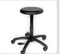 healtHcentric Hands-Free Medical Stool