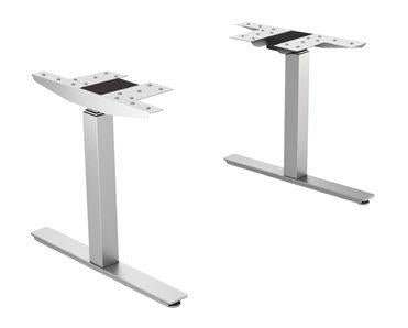 ergoCentric upCentric Modular Electric Height Adjustable Frame and Desktop