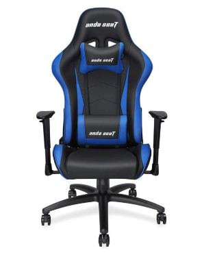 Axe Series Gaming Chair - Black/Blue