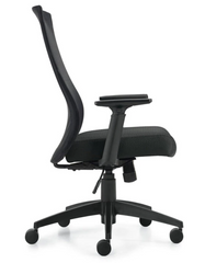 VALAN High Mesh Back Synchro-Tilter Office Chair