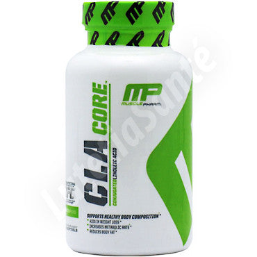 CLA Core Diet avec Acide Linoléique - 90 capsules de Muscle Pharm