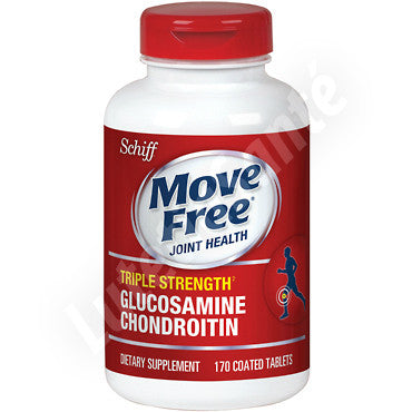 Move Free Advanced - 170 Capsules - de Schiff