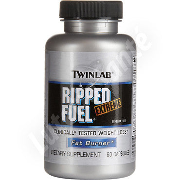 Ripped Fuel Extreme Thermogénique - 60 capsules de Twinlab