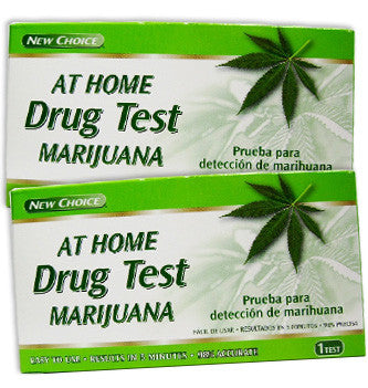 Test Urinaire Cannabis - Dépistage de Drogue - 1 Test + 1 GRATUIT de New Choice