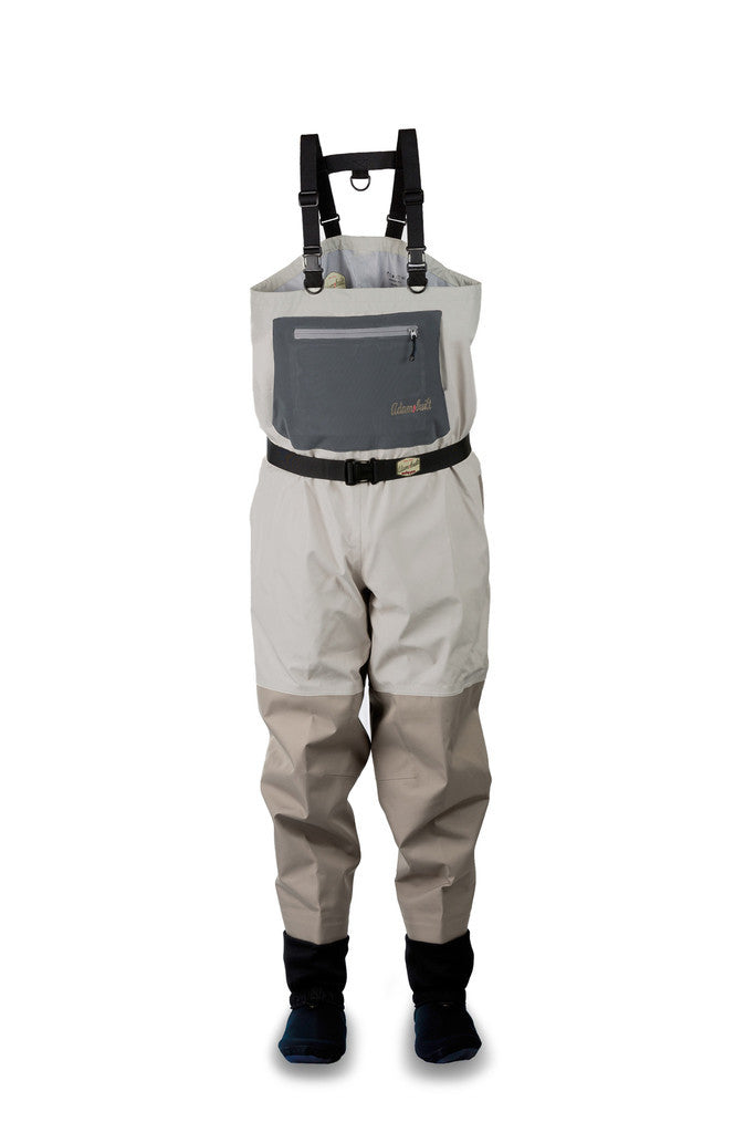 Breathable Wader and Boots