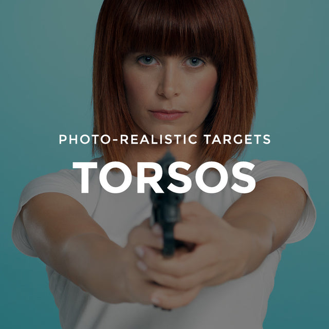 Targets - Shoot / No Shoot Torsos