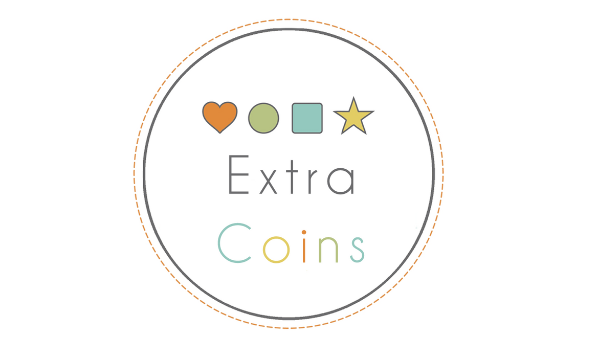Extra Coins for Cash Register Toy