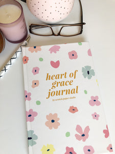 Heart of Grace Journal