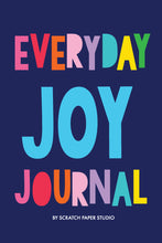 Load image into Gallery viewer, Everyday Joy Journal