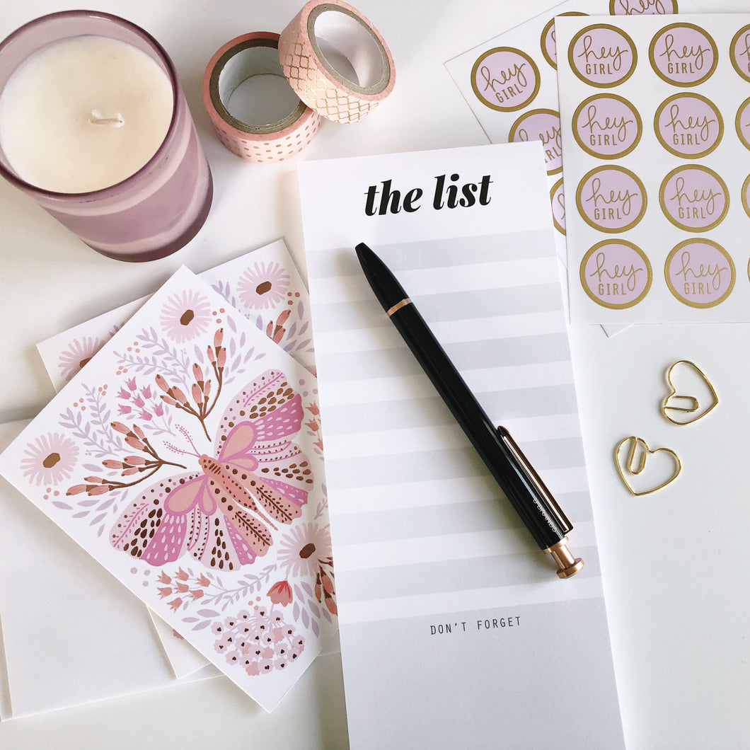 The Everything List Pad