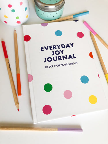 Everyday Joy Journal