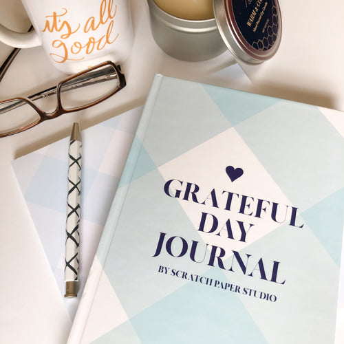 Grateful Day Journal