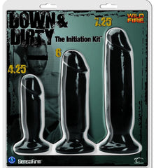 Down & Dirty The Initiation Kit (Black)